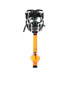 BIO Grinning Skull Gas Mask Pipe