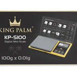 King Palm Scale 100g x .01g