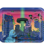 OOZE Metal Rolling Tray Medium After Hours