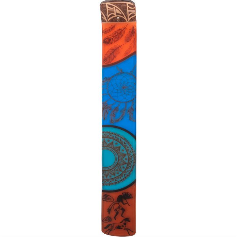 Glass Incense Holder Dreamcatcher