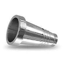 Metal Hookah Hose Adapter Silver