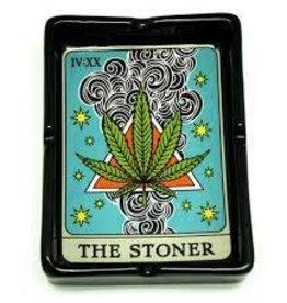 Stoner Tarot Card Ashtray