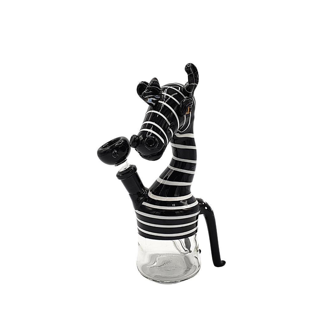 Zebra Waterpipe