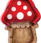 Fujima Polyresin Mushroom Ashtray