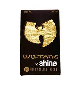 Shine x Wu Tang 24K Papers King 3pk