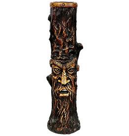 Resin Waterpipe Tree Stump