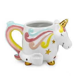 Roast & Toast Ceramic Unicorn Mug Pipe