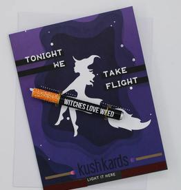 KushKard Take Flight Card + One Hitter
