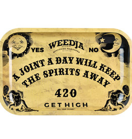 Kill Your Culture Weedja Board 11 x 7 Rolling Tray