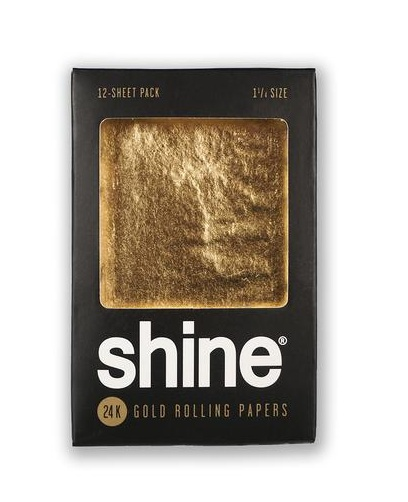 Shine 24K Papers 1 1/4 12pk