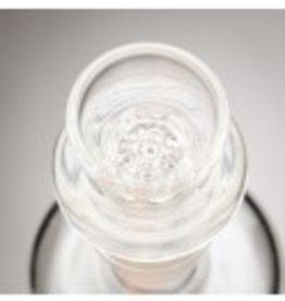 BBG Male 14mm Clear Honeycomb Gong Slide