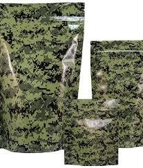 Md Stealth Bag Green Camo