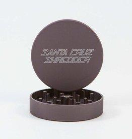 """SANTA CRUZ Grinder LG 2pc 2 3/4"""" Grey"""