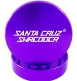"""SANTA CRUZ Grinder LG 2pc 2 3/4"""" Purple"""