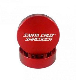 "SANTA CRUZ Grinder LG 2pc 2 3/4"" Red"