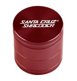 SANTA CRUZ Grinder SM 4pc 1 5/8 Red