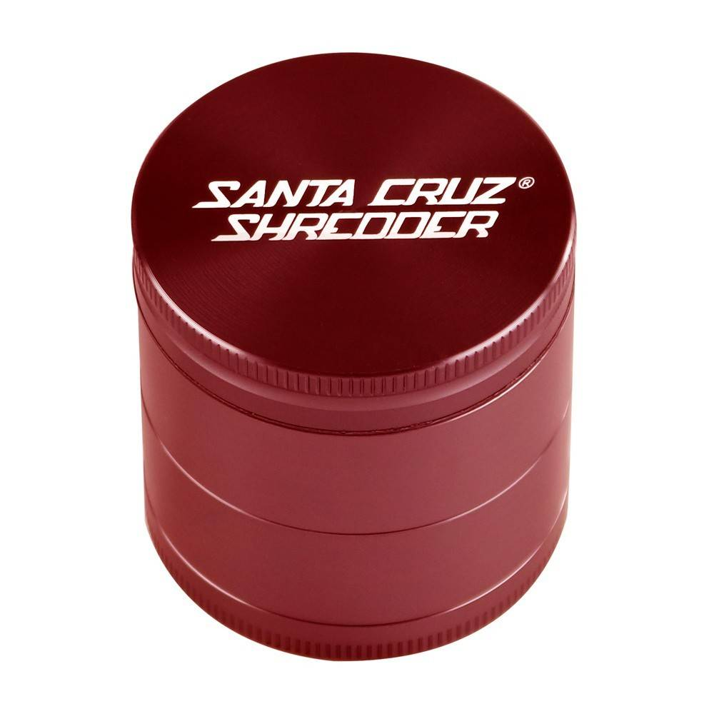 SANTA CRUZ Grinder SM 4pc 1 5/8 Red