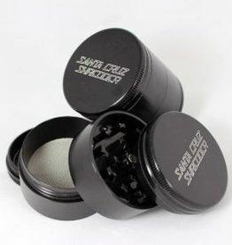 "SANTA CRUZ Grinder MD 4pc 2 1/8""  Black"