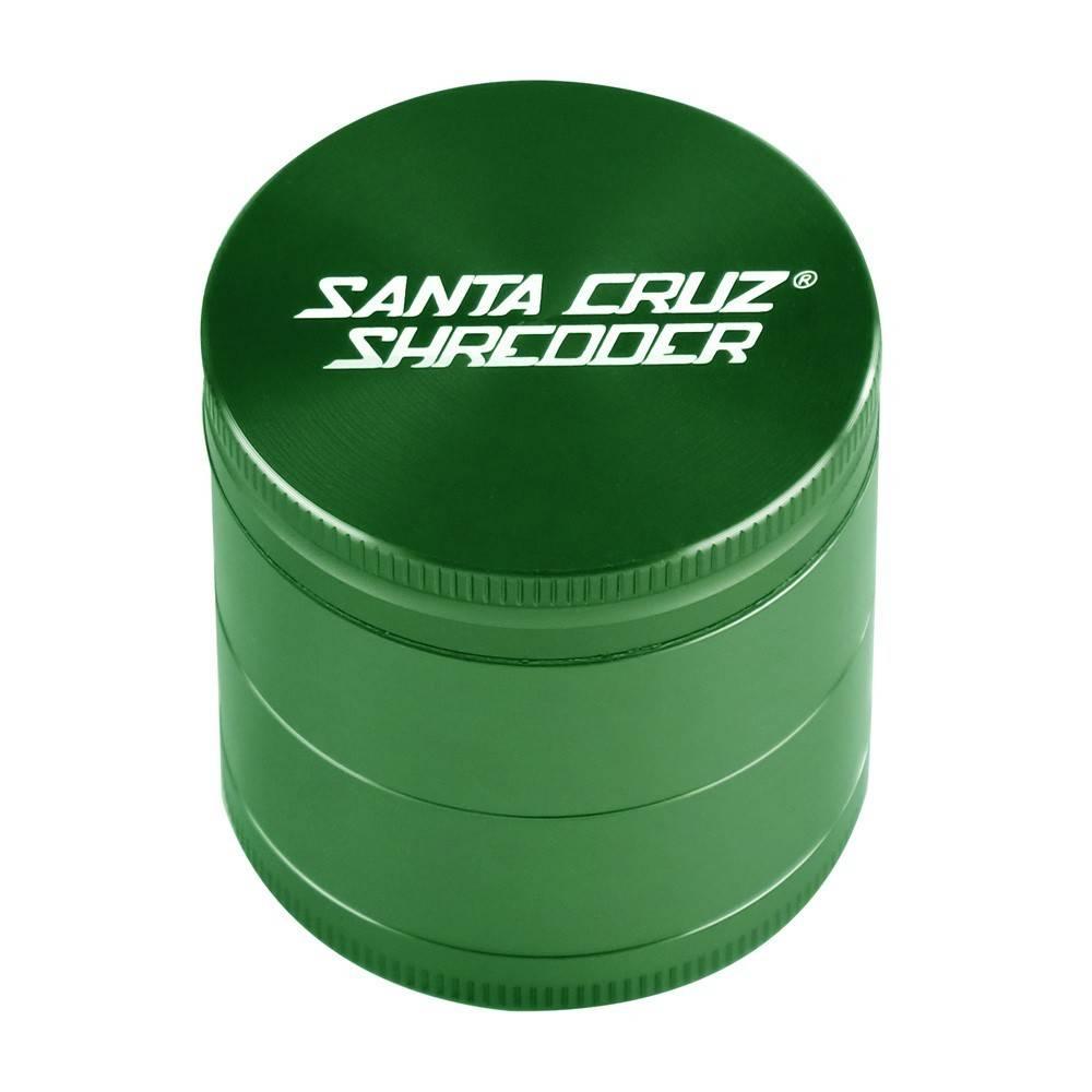 "SANTA CRUZ Grinder MD 4pc 2 1/8"" Green"