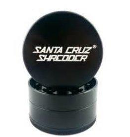 SANTA CRUZ Grinder SM 4pc 1 5/8 Black