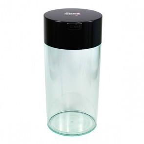Tightvac 2.35 liter Black Cap/Clear Body
