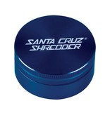 "SANTA CRUZ Grinder SM 2pc 1 5/8"" Blue"