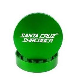 "SANTA CRUZ Grinder SM 2pc 1 5/8"" Green"