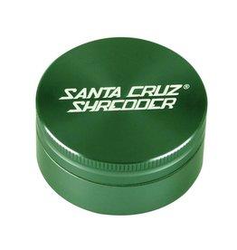 "SANTA CRUZ Grinder MD 2pc 2 1/8"" Green"