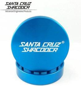 "SANTA CRUZ Grinder MD 2pc 2 1/8"" Blue"