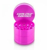 "SANTA CRUZ Grinder MD 4pc 2 1/8"" Pink"