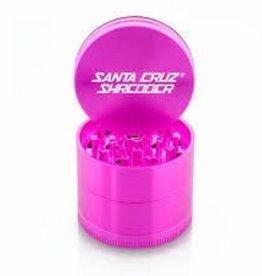 "SANTA CRUZ Grinder MD 4pc 2 1/8"" Pink"