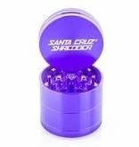 """SANTA CRUZ Grinder LG 4pc 2 3/4"""" Purple"""