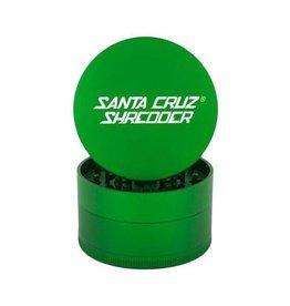 """SANTA CRUZ Grinder LG Green 4pc 2 3/4"""""""