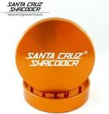 "SANTA CRUZ Grinder SM 2pc 1 5/8"" Orange"