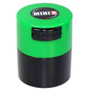 MiniVac 0.12 liter Green Cap/Black Body