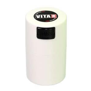 VitaVac 0.06 liter White Cap/White Body
