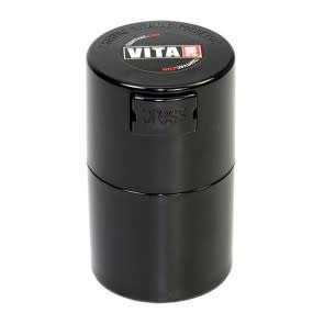VitaVac 0.06 liter Black Cap/Black Body