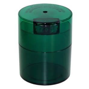 Tightvac 0.29 liter Green Tint Cap/Green Tint Body
