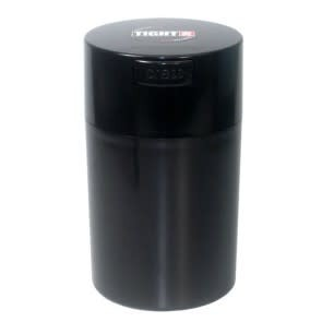 Tightvac 0.57 liter Black Cap/Black Body