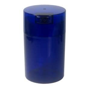 Tightvac 0.57 liter Blue Tint Cap/Blue Tint Body
