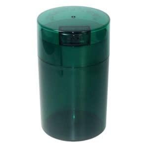 Tightvac 0.57 liter Green Tint Cap/Green Tint Body