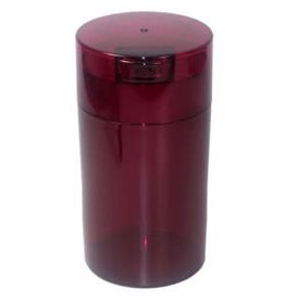 Tightvac 1.3 liter Red Tint Cap/Red Tint Body