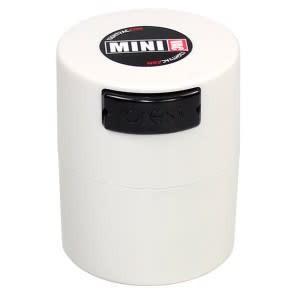 MiniVac 0.12 liter White Cap/White Body