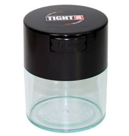 Tightvac 0.29 liter Black Cap/Clear Body