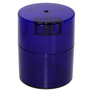 Tightvac 0.29 liter Blue Tint Cap/Blue Tint Body