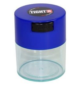 Tightvac 0.29 liter Dark Blue Cap/Clear Body