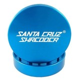 "SANTA CRUZ Grinder LG 2pc 2 3/4"" Blue"