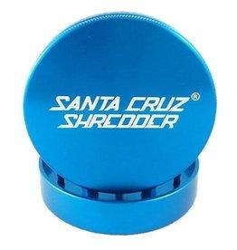 """SANTA CRUZ Grinder LG 2pc 2 3/4"""" Blue"""