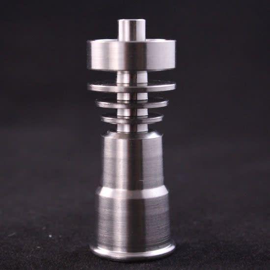 YDD Titanium Stepper Domeless Female 14/19mm