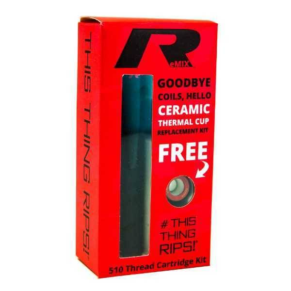 STOK R-SERIES Red Remix V2 Replacement Cartridge
